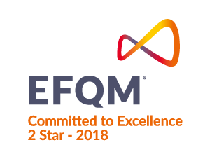 EFQM Commited to Excellence 2018